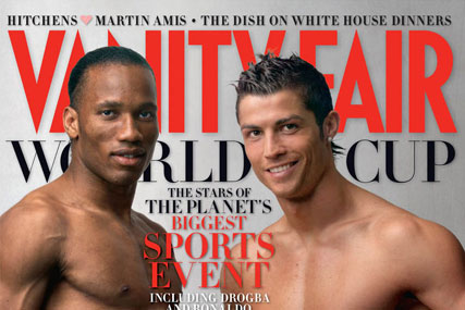 Vanity Fair: June issue cover (Annie Leibovitz for Vanity Fair)