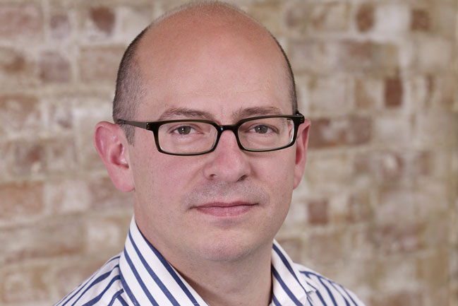 Lucas Church: chief operating officer at Endemol UK