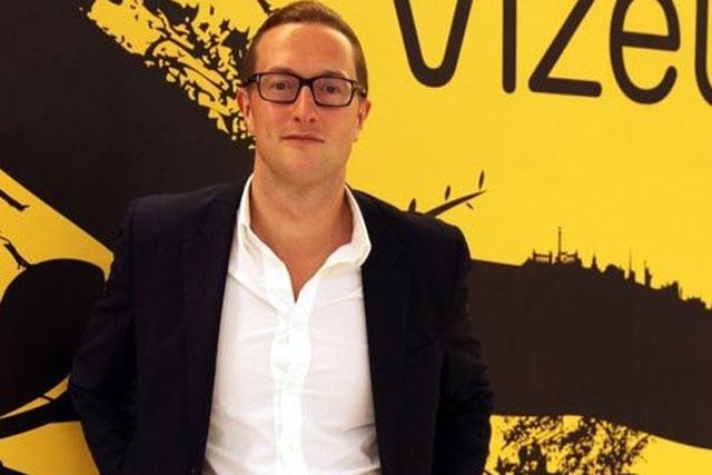 Richard Morris: managing director of Vizeum