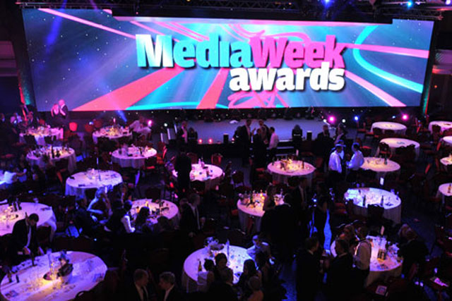 Media Week Awards: takes place next Thursday