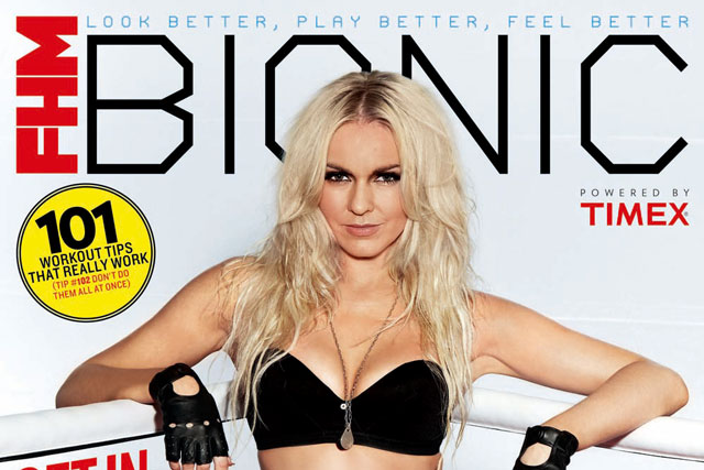 FHM Bionic: powered by Timex