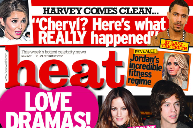 Heat: half year marked by a new editor and a redesign
