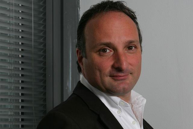 David Emin: promoted at Trinity Mirror