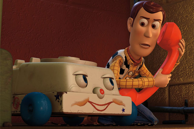 Toy Story 3: second-biggest grossing film of all time
