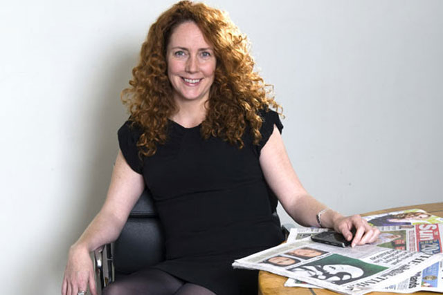 Rebekah Brooks: former chief executive of  News International