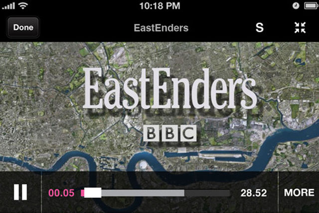 BBC iPlayer: introduces mobile download service