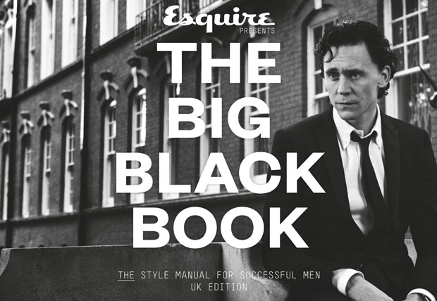 Esquire: to launch The Big Black Book in the UK next March