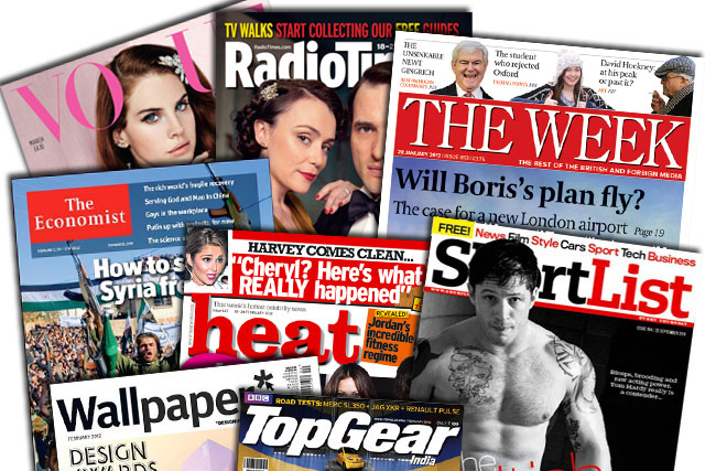 A view from the top: Magazine leaders look behind the ABCs