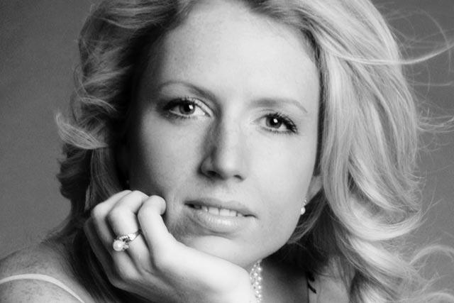Charlotte Broadbent: named executive fashion and beauty director at Hello! magazine