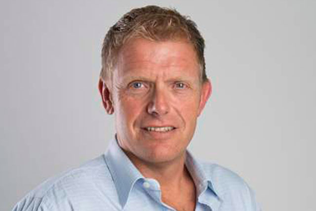 Adam Mills: sales director at TalkSport