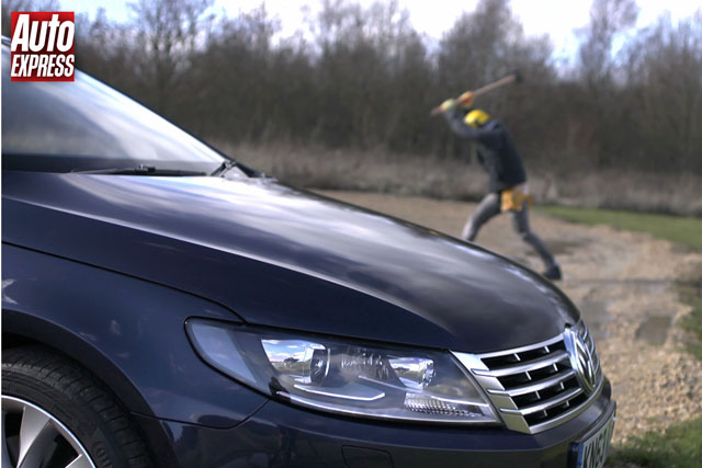 Volkswagen: encourages key Twitter 'influencers' to review exclusive behind-the-scenes video footage