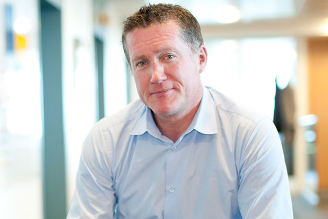 Steve Atkinson: apopointed commercial director at Outdoor Plus