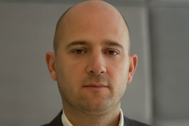 Marco Bertozzi: executive managing director EMEA VivaKi Nerve Center