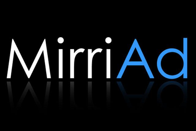 MirriAd: hires Mike Faxholm