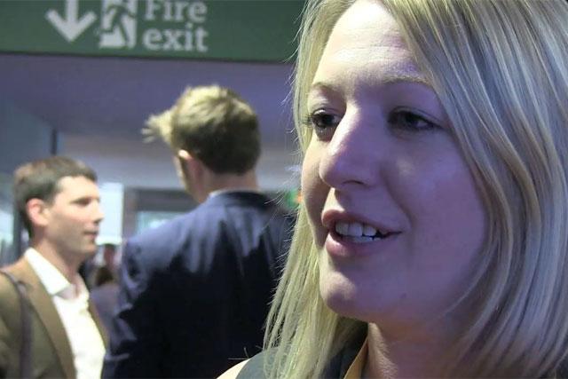 Liz Duff, broadcast associate director, Carat