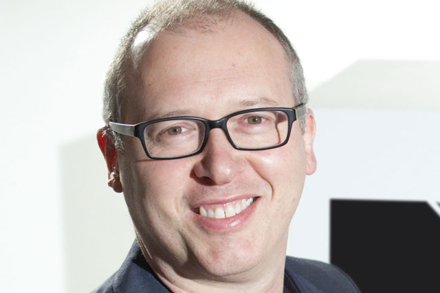 Dave Sibley: managing director and executive vice-president of Be Viacom