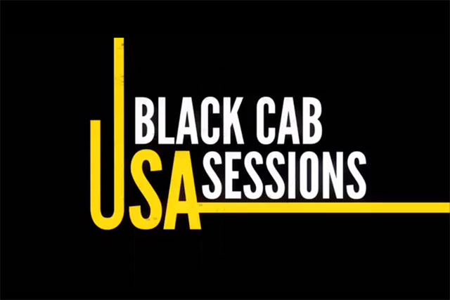 Black Cab Sessions: series from Just So Films to feature on Channel 4