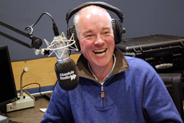 Jon Champion: to spearhead Absolute Radio's Barclays Premier League coverage