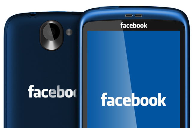 Facebook: expected to announce launch of branded smartphone