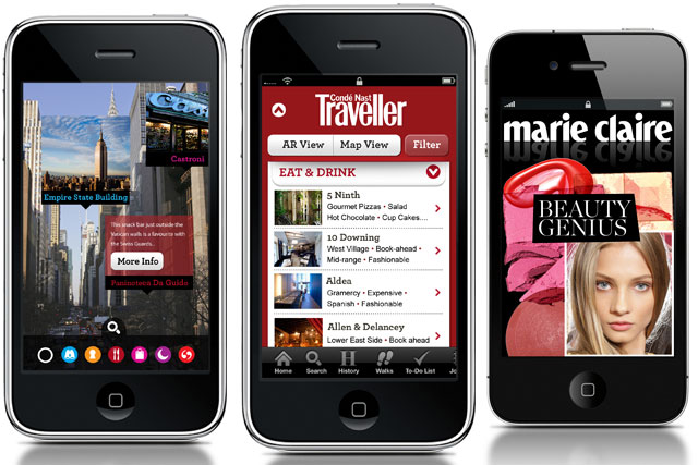Magazine apps: providing innovating products for readers
