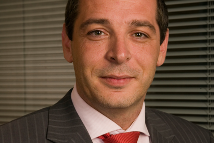 Frontline: new managing director Frank Straetmans