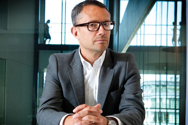 David Pemsel: deputy chief executive at Guardian News & Media