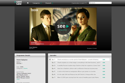 SeeSaw: online TV venture intends to spend big on ads