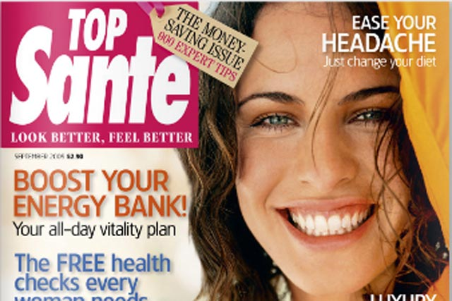 Bauer Meldia: Kirsten Price appointed publisher of Top Sante