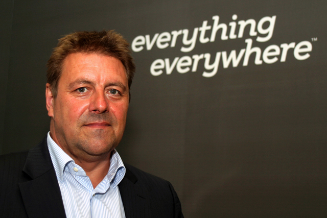 Barry Lewellyn: Everything Everywhere's new director of mobile media and advertising
