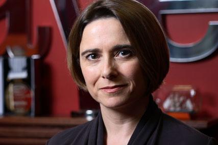 Julia Jordan: executive director of business and operations at UKTV