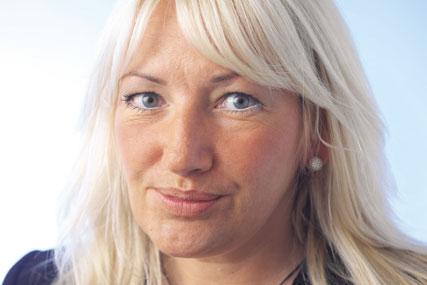 Sly Bailey: leaves Trinity Mirror