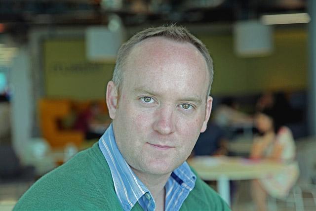 Ian Edwards: head of strategy at Vizeum