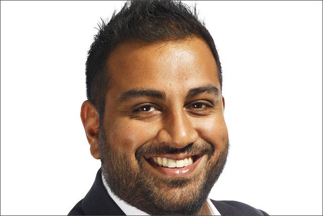Dharmesh Mistry: international business development director at Dennis Publishing