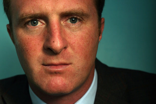 James Harding: editor of The Times
