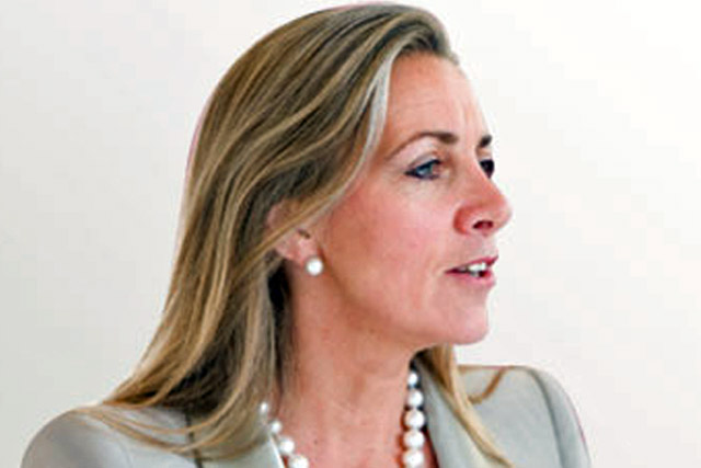 Rona Fairhead: former FT chief executive set to become BBC Trust chairman