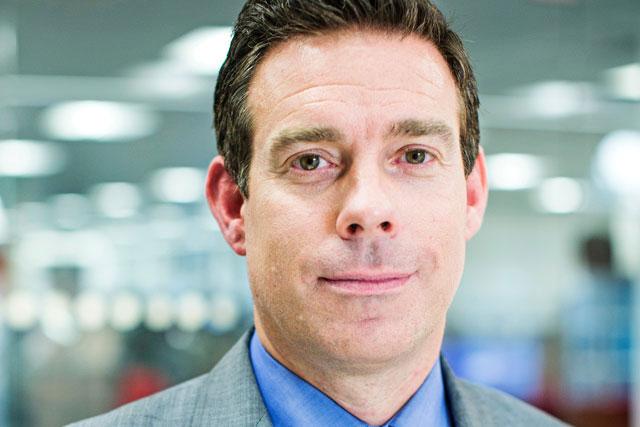Paul Frampton: chief executive of Havas Media