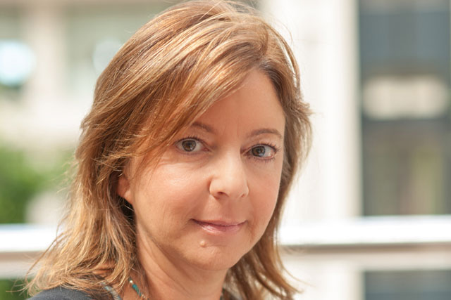 Andrea Harris: takes up the new role of commercial head of partnerships at Mail Newspapers