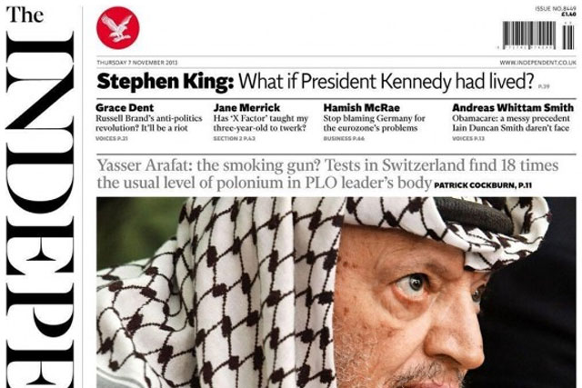 The Independent: unveils 'classic with a twist' redesign
