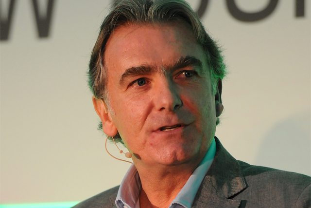 Kevin Costello: the chief executive of the Haymarket Media Group (photo credit: AOP)