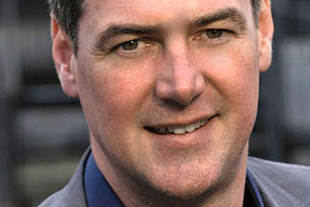 Jamie Lindsay: managing director of Amscreen