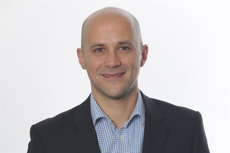 Nick Hugh: the vice president and general manager for advertising EMEA at Yahoo