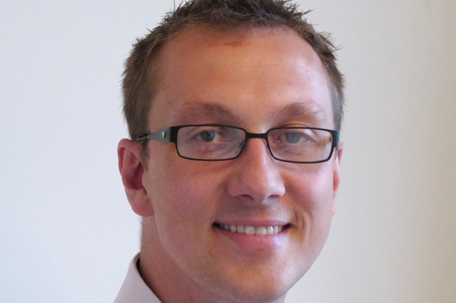 Richard Simkins: joins Talon as innovations director