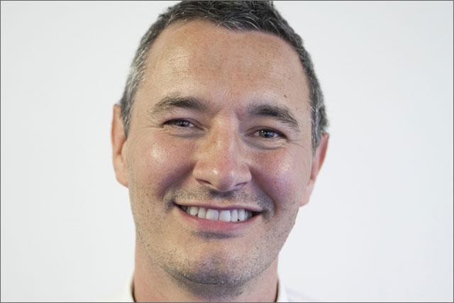 David Robinson: becomes marketing director of The Sun