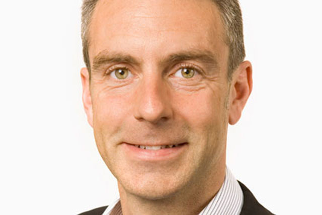 Paul Rowlinson: chief operating officer at Mindshare