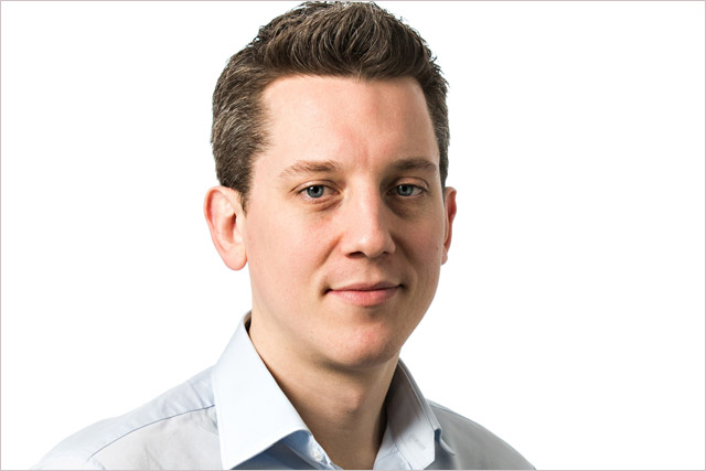 Geoff Smith: becomes vice-president of EMEA VivaKi