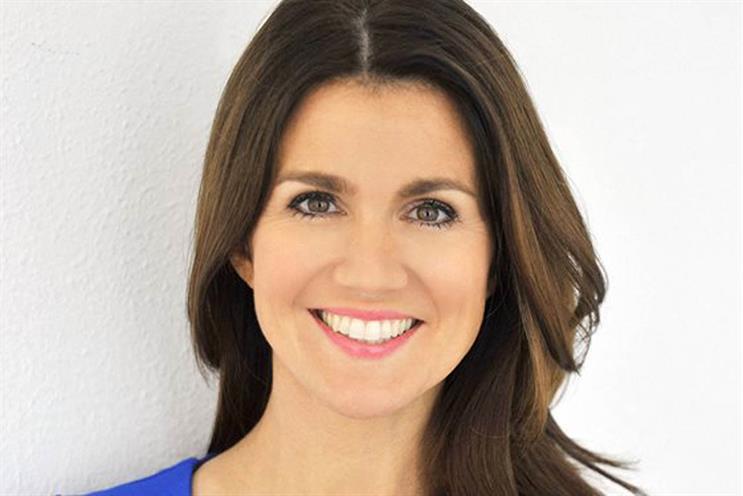 Susanna Reid: new face of ITV's upcoming 'Good Morning Britain'