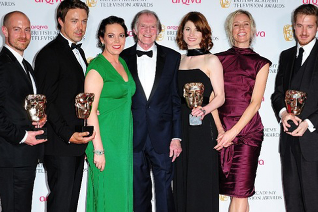 ITV's Broadchurch picks up three Baftas