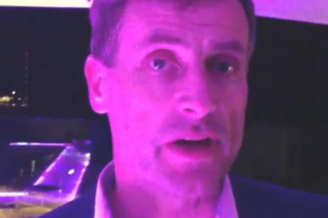 Ronan Dunne: chief executive of Telefónica UK
