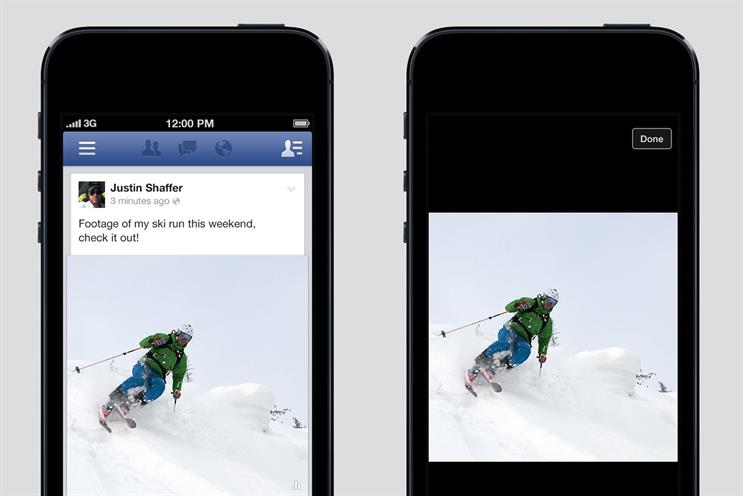 Facebook Paper: mobile will stop Facebook following MySpace's demise