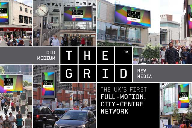 Ocean: launches large outdoor full-motion network The Grid